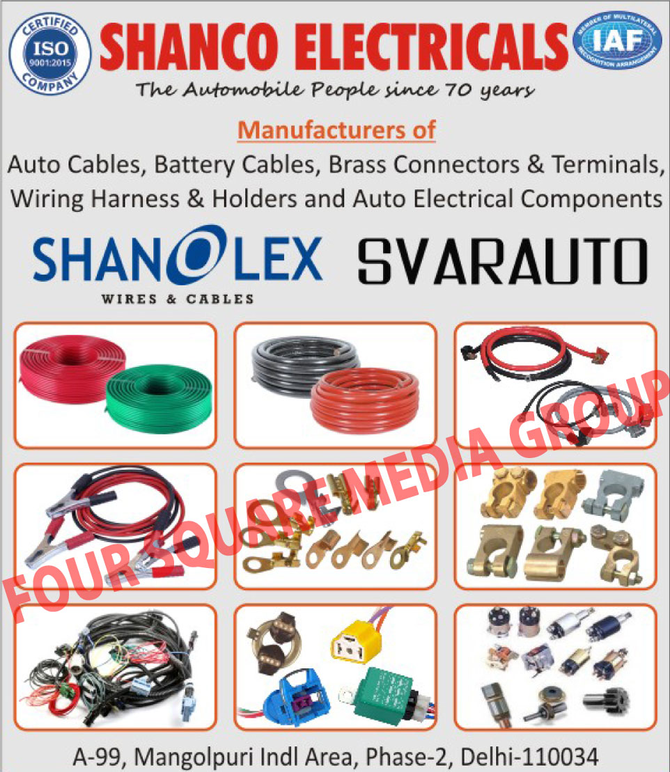 hight resolution of shanco electricals