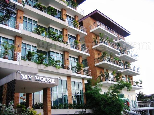My House Serviced Apartment Srinakarin Road K Nongbon Pravej Bangkok