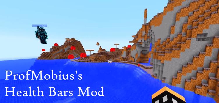 ProfMobius's Health Bars Mod