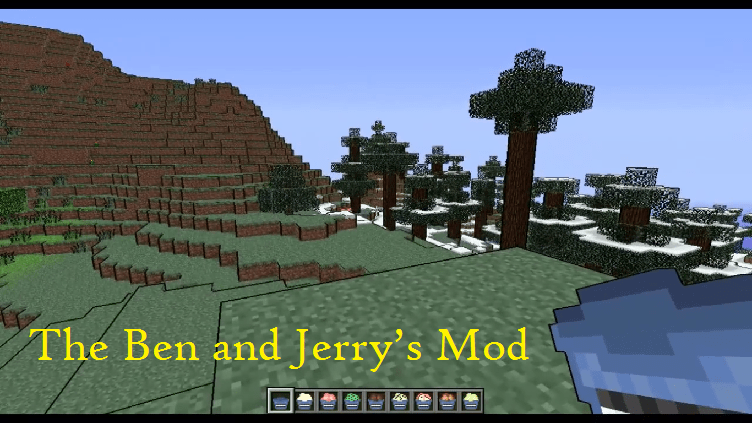 The Ben and Jerry's Mod