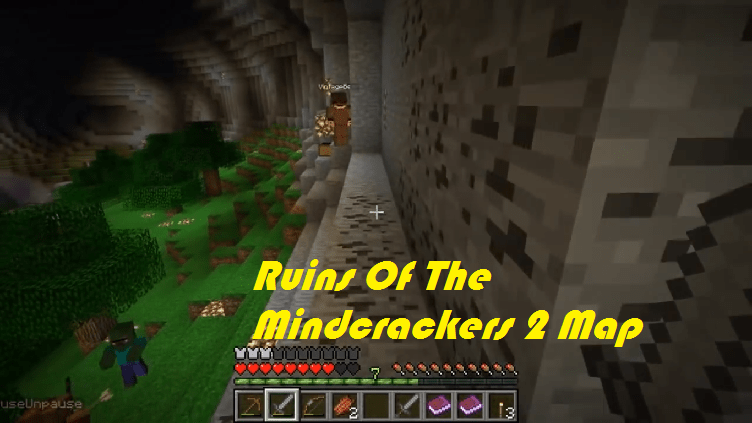 Download Ruins Of The Mindcrackers 2 Map