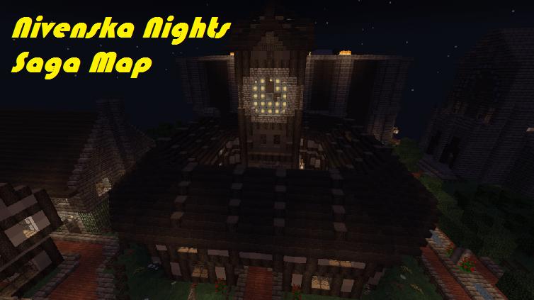 Download Nivenska Nights Saga Map