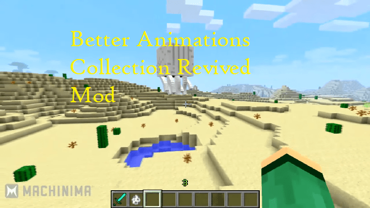 Better Animations Collection Revived Mod