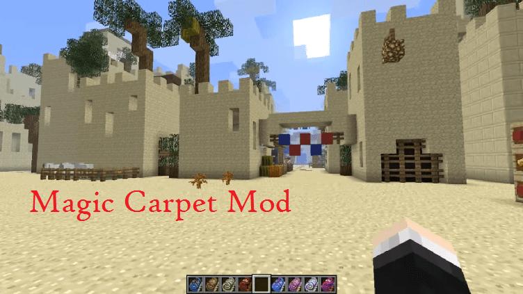 Magic Carpet Mod