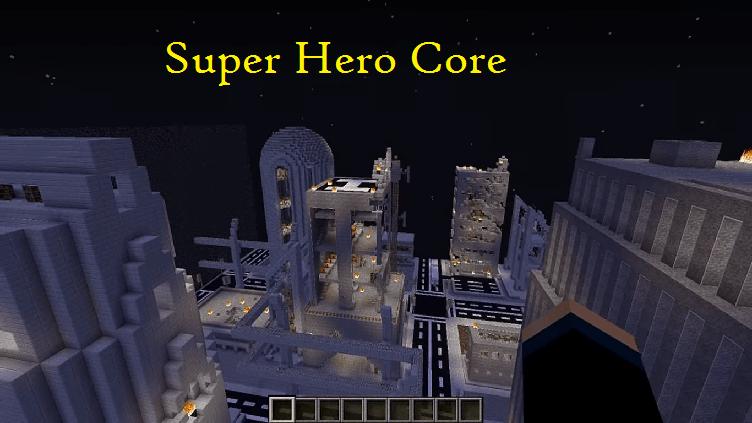 Super Hero Core
