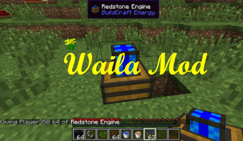 Waila Mod for MC 1.11.2|1.10.2|1.8.9
