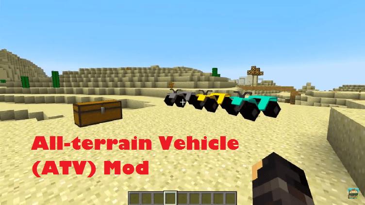 All-terrain Vehicle (ATV) Mod