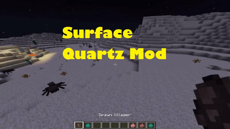 Surface Quartz Mod