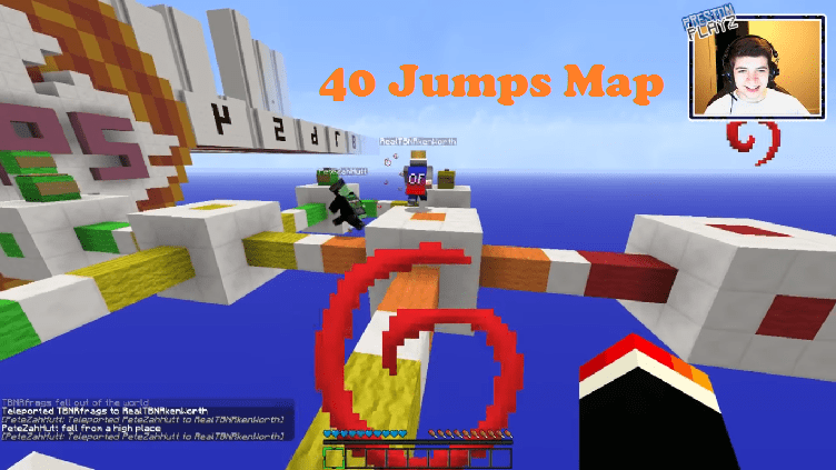 Download 40 Jumps Map