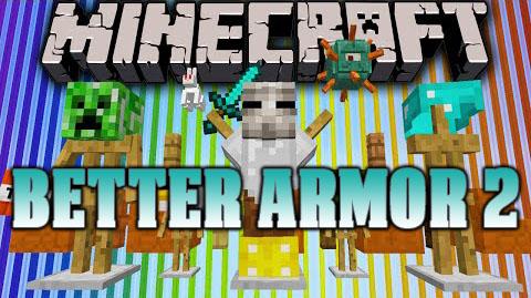 Better Armor 2 Mod
