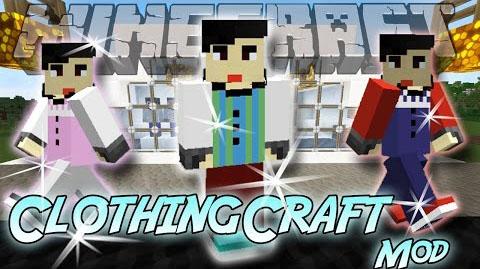 ClothingCraft Mod