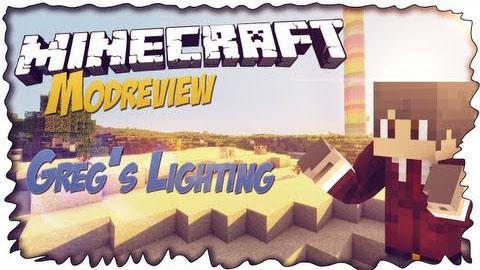 Greg's Lighting Mod