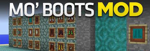 Mo' Boots Mod
