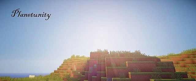 NEW 3D Planetunity Resource Pack