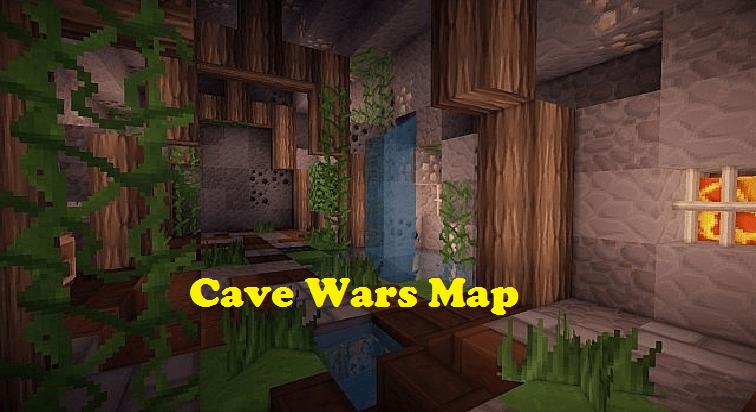 Download Cave Wars Map