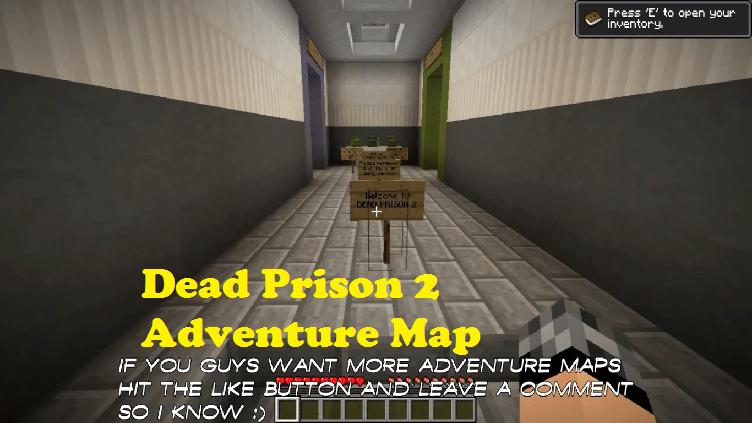 Download Dead Prison 2 Adventure Map