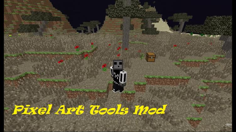Pixel Art Tools Mod