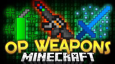 Admin Weapons Mod 1.12|1.10.2