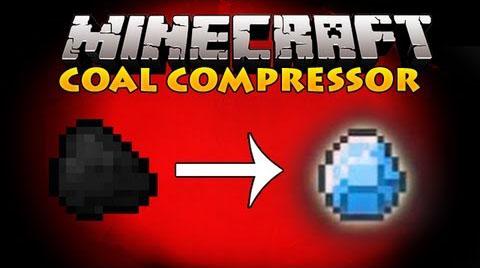 Coal to Diamond Compressor Mod