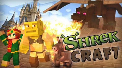 Shrekcraft Mod