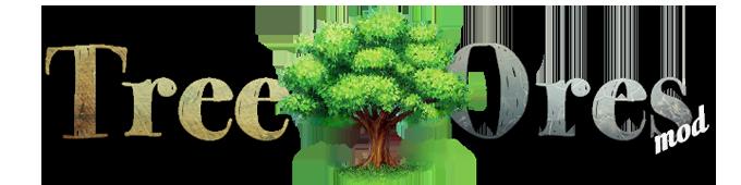 TreeOres Mod 1.11.2|1.10.2|1.8 - Grow Trees