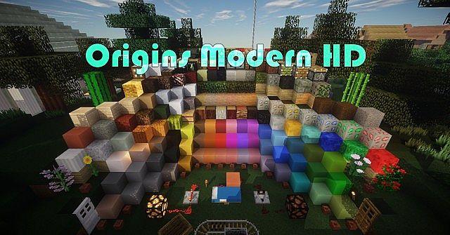 Origins modern hd pack