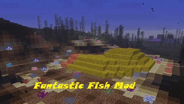 Fantastic Fish Mod