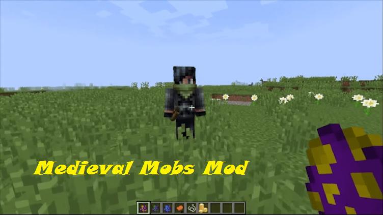 Medieval Mobs Mod