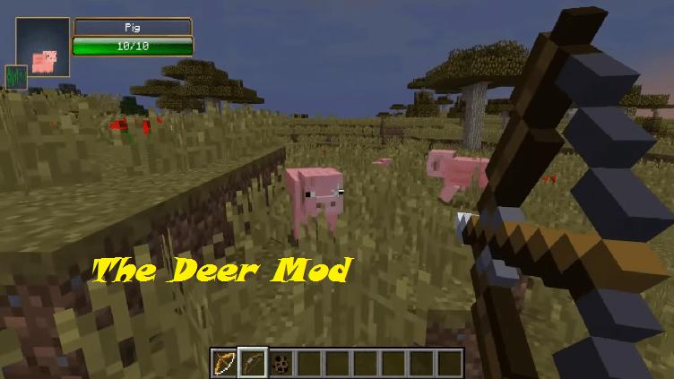 The Deer Mod