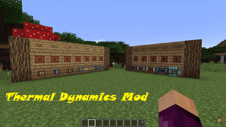 Thermal Dynamics Mod