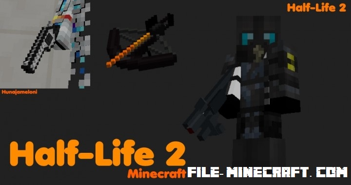 Half life 2 inspired resoure pack