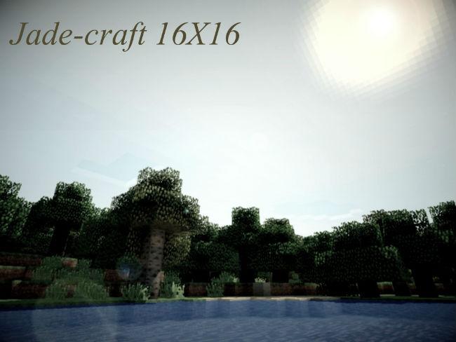 Jadecraft resource pack
