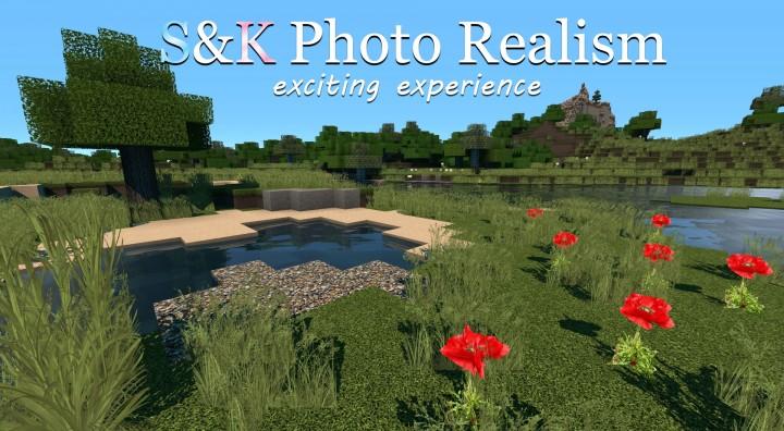 S K photo realism resource pack