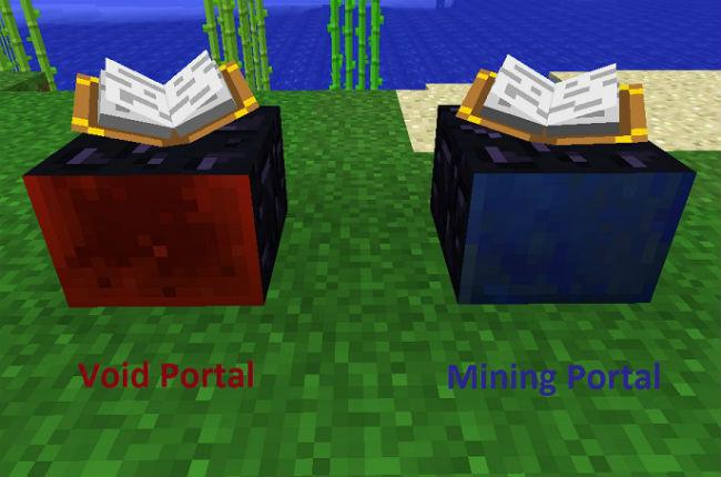 Utility Worlds Mod 1.11.2 1.10.2 1.9.4 1.8.9