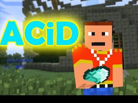 Acid Shaders Mod 1.11.2 1.10.2