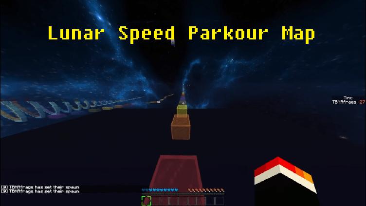Download Lunar Speed Parkour Map