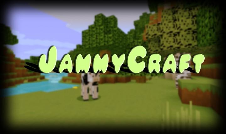 Jammycraft resource pack