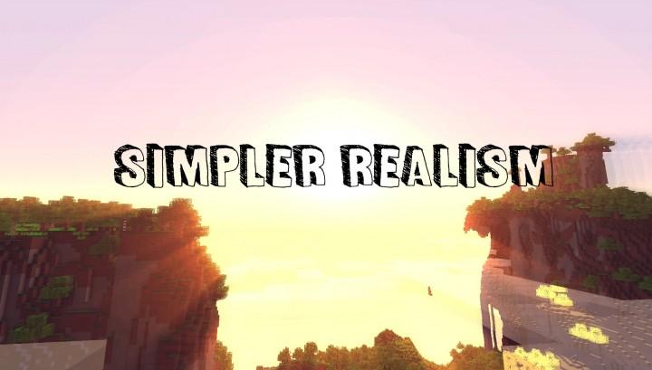Simpler realism resource pack