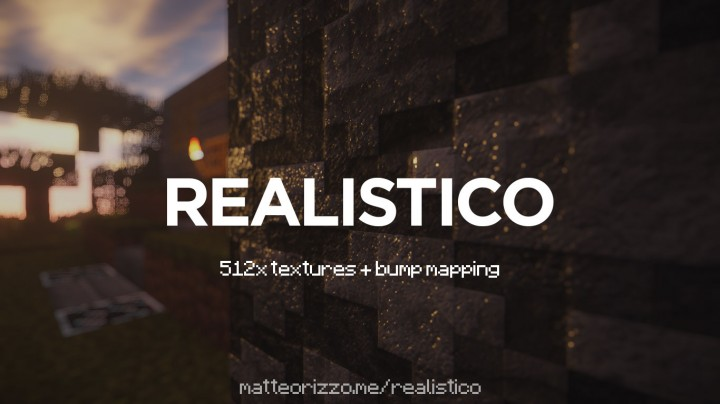 Realistico 512x pack