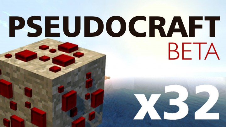 Pseudocraft resource pack