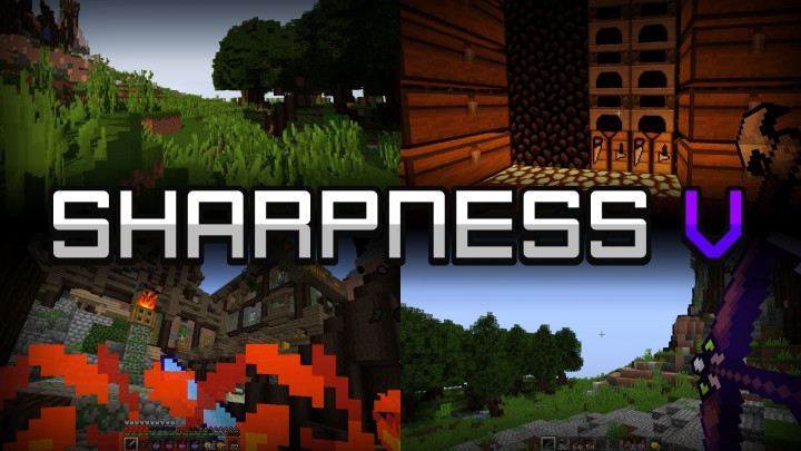 Sharpness PVP Resource Pack