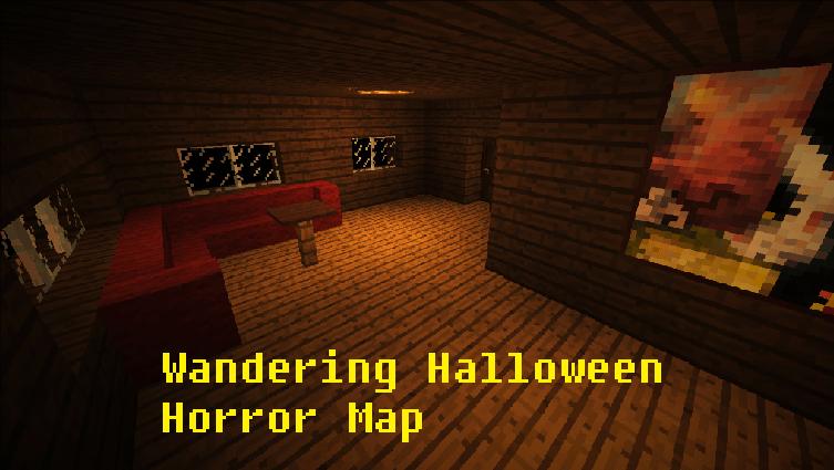 Download Wandering Halloween Horror Map