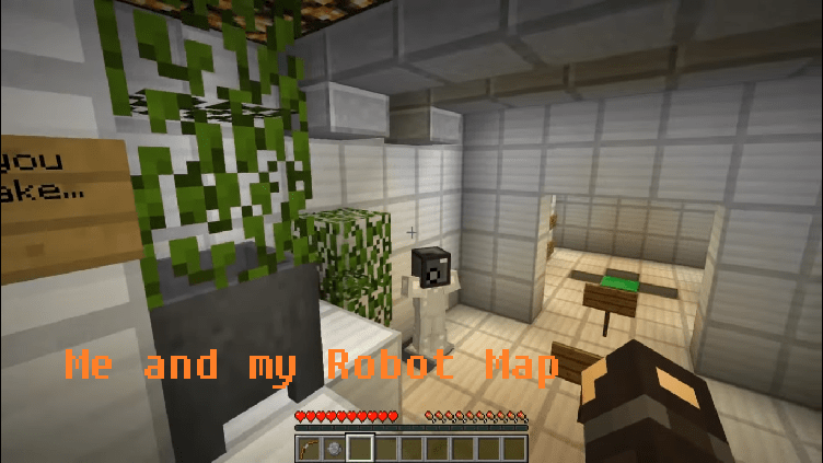 Download Me and my Robot Map