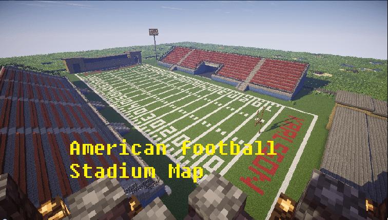 Download American football Stadium Map