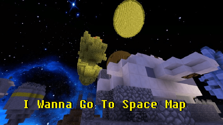 Download I Wanna Go To Space Map