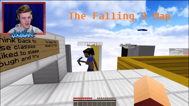 Download The Falling 3 Map