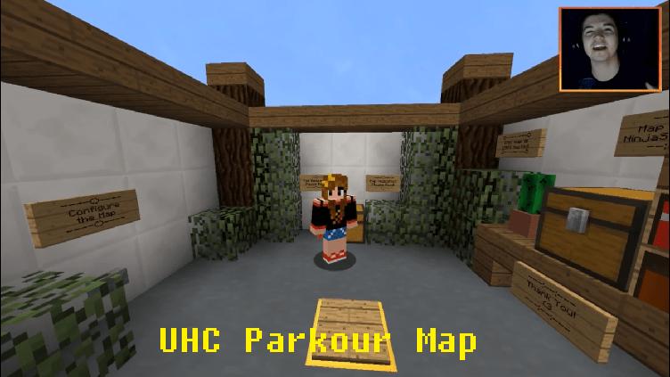 Download UHC Parkour Map