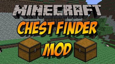 Chest Finder Mod