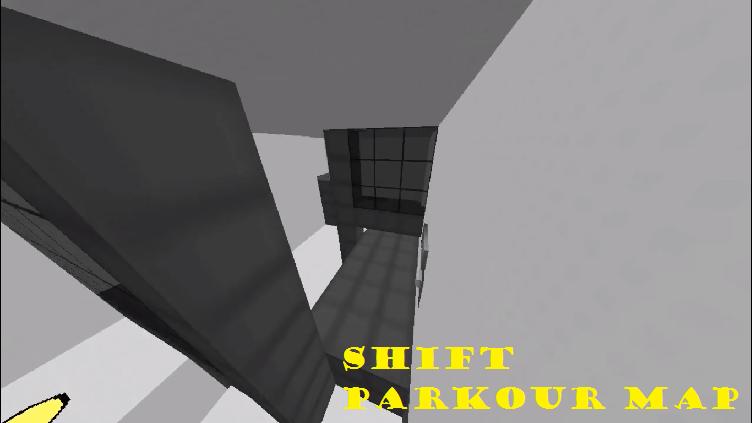 Download Shift Parkour Map