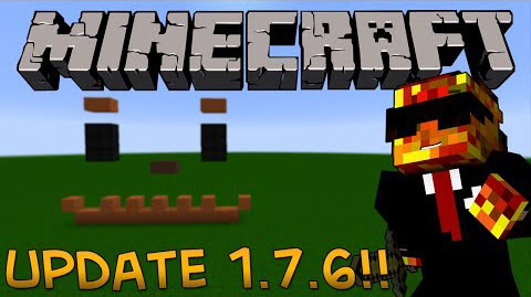 Minecraft 1.7.6 Official Download